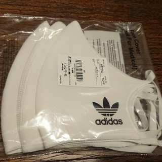 adidas - アディダスマスクカバー M/L ホワイト