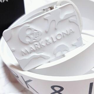 未使用 マークアンドロナMARK&LONA ベルト