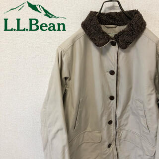 エルエルビーン(L.L.Bean)のL.L.Bean エルエルビーン ハンティングジャケット ビッグサイズ L(カバーオール)