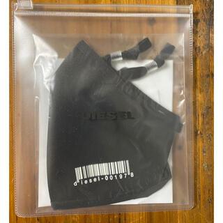 DIESEL - DIESEL マスク&マスクケース 非売品