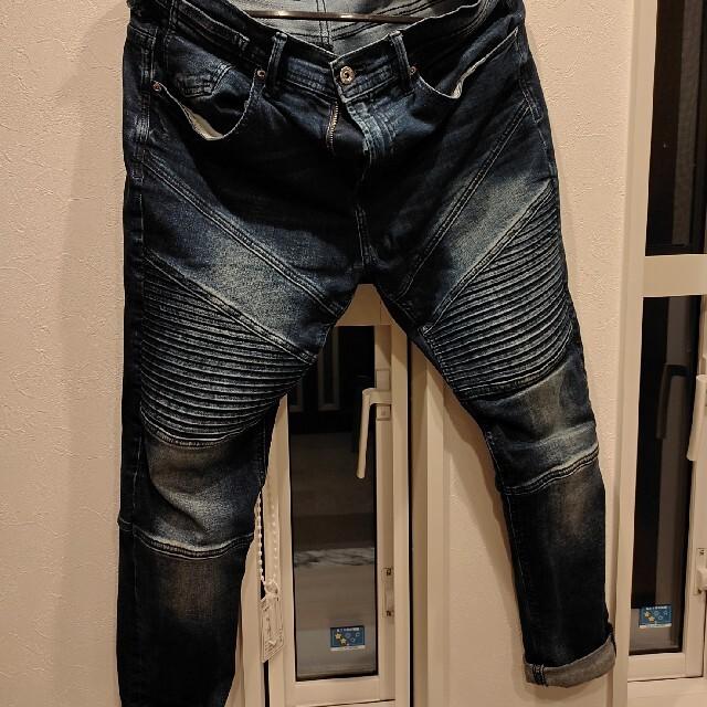 ZARA(ザラ)のZARA スリムフィットジーンズ メンズのパンツ(デニム/ジーンズ)の商品写真