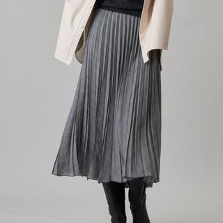 ANAYI - アナイ 今季 ビオラチェックプリーツスカート