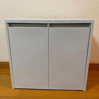 MUJI (無印良品) - 重ねて増やせるダストボックス 分別ボックス