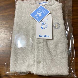 familiar - 新品✨ファミリア  カバーオール