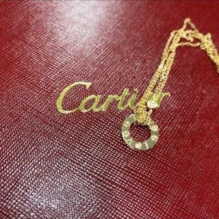 Cartier - Cartier Loveシリーズ ダイヤモンド ネックレス