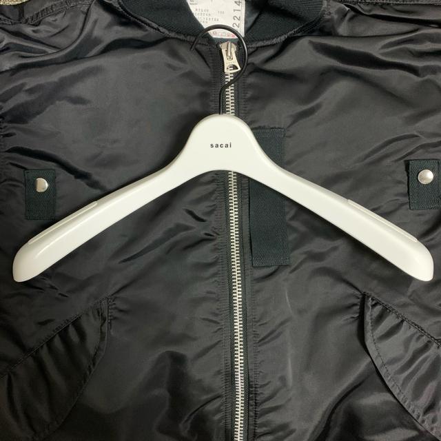 sacai(サカイ)のサカイ sacai MA-1 ブルゾン サイズ3 ドッキング メンズのジャケット/アウター(ブルゾン)の商品写真