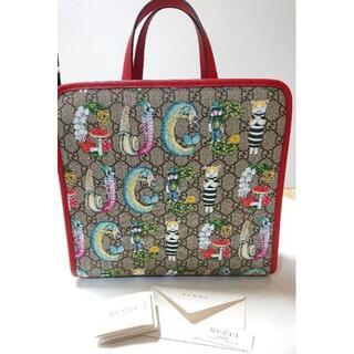 Gucci - グッチ gucci トートバッグ ヒグチユウコ