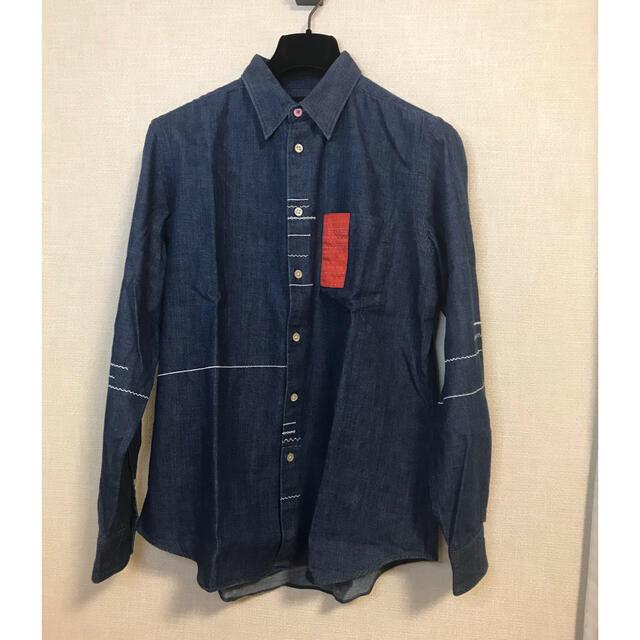 Paul Smith(ポールスミス)の新品未使用 ポールスミス シャツ(L) メンズのトップス(シャツ)の商品写真