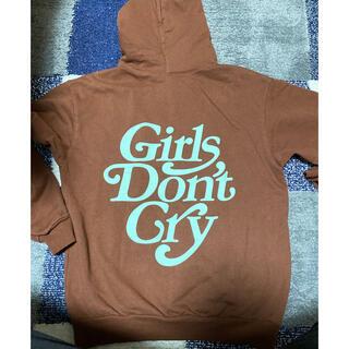 美中古 girls don't cry gdc verdy パーカー フーディー