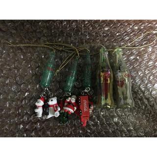 コカコーラ(コカ・コーラ)のクリスマスツリー コカ・コーラ 飾り付け用(その他)