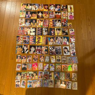 モーニング娘。 - 加護亜依 ブロマイド カード 99枚セット