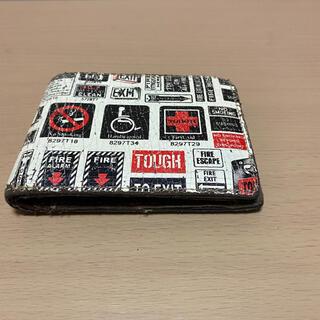 タフ(TOUGH)のTOUGH タフ 二つ折り財布(折り財布)