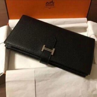 Hermes - エルメス ベアン スフレ 長財布