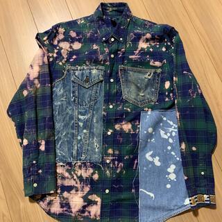 GAP - GAP リメイクシャツ