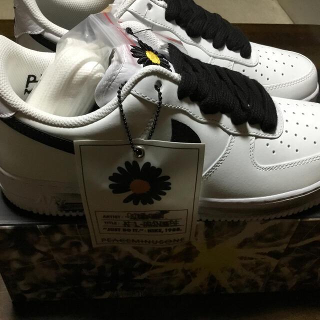NIKE(ナイキ)のNike PEACEMINUSONE AIR FORCE 1 LOW26.5cm メンズの靴/シューズ(スニーカー)の商品写真