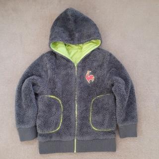 ルコックスポルティフ(le coq sportif)のルコック リバーシブル ジャケット 子供服(ジャケット/上着)