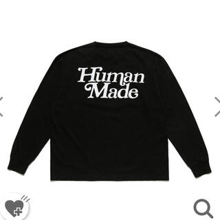 GDC - human made girls don't cry ロンT 黒 XL