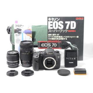 Canon - Canon EOS 7D ダブルレンズセット【付属品多数】 0021