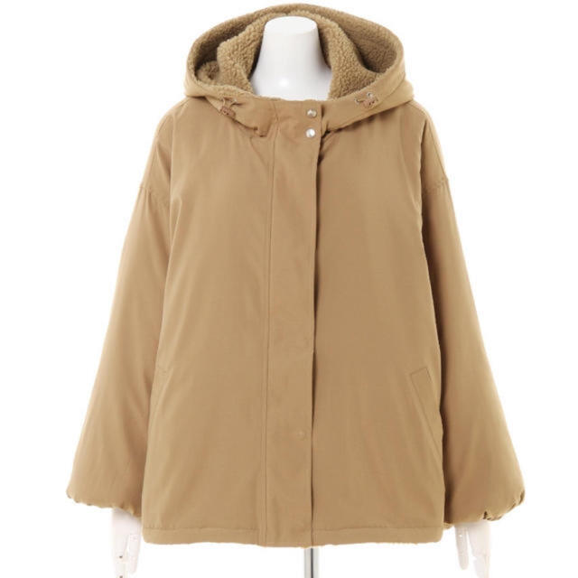 INGNI(イング)の新品 リバーシブル ブルゾン レディースのジャケット/アウター(ブルゾン)の商品写真