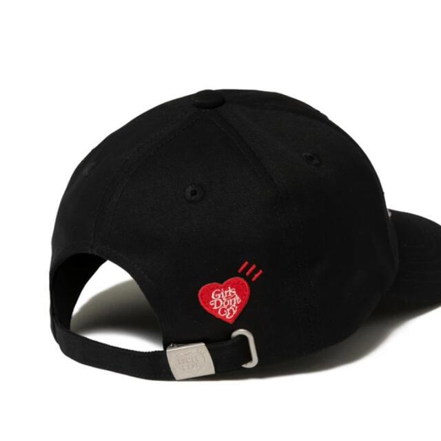 Supreme(シュプリーム)のHUMAN MADE Girls Don't Cry 6PANEL CAP  メンズの帽子(キャップ)の商品写真