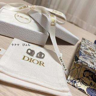Christian Dior - ♡ DIOR ピアス CD ♡
