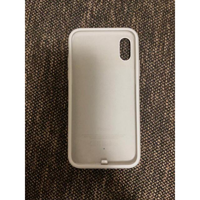 Apple(アップル)の【超美品】iPhoneXS smart battery case スマホ/家電/カメラのスマホアクセサリー(iPhoneケース)の商品写真