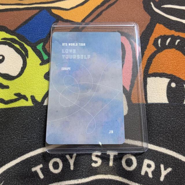 防弾少年団(BTS)(ボウダンショウネンダン)のbtsトレカ エンタメ/ホビーのCD(K-POP/アジア)の商品写真