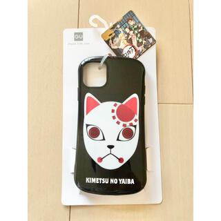 ジーユー(GU)の【新品】鬼滅の刃 スマホケース iPhone11 XR GU スマホカバー(iPhoneケース)