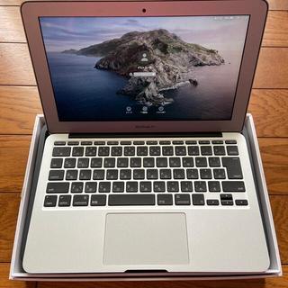 Apple - Apple MacBook Air (11-inch)MD711J/