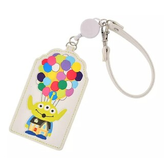 Disney - 【新品未使用】リトルグリーンメン★パスケース★IDカードケース
