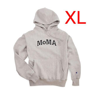 Champion - MoMA champion hoodie xl