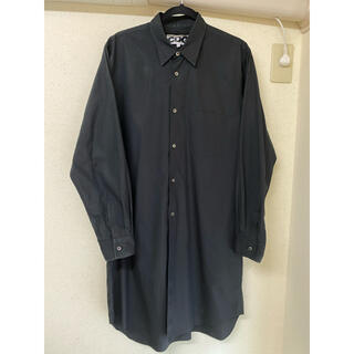COMME des GARCONS - CDG ロングシャツ Lサイズ