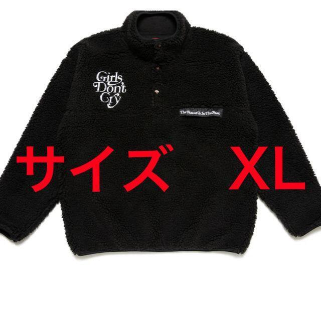 HUMAN MADE Girls Don't Cry P/O FLEECE  メンズのジャケット/アウター(その他)の商品写真