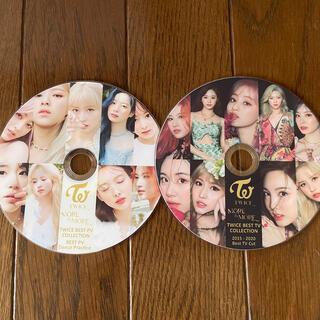 ウェストトゥワイス(Waste(twice))のtwice DVD 2枚組 트와이스 トゥワイス 2020 PV&TV(アイドル)