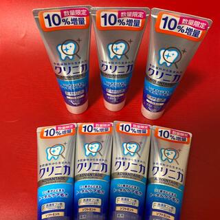 ライオン(LION)の【数量限定】クリニカ アドバンテージ ソフトミント タテ型 10%増量品(歯磨き粉)
