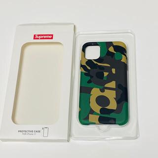 シュプリーム(Supreme)のSupreme camo iPhone case 11  シュプリーム ケース(iPhoneケース)