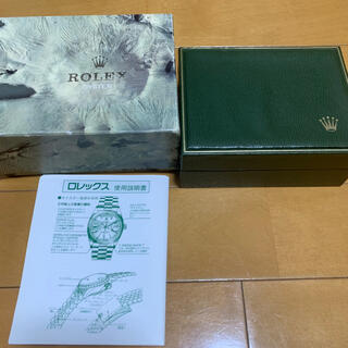 ロレックス(ROLEX)の希少 ヴィンテージロレックス 1016 箱 ケース(その他)
