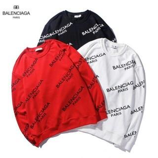 Balenciaga - 2枚14000円 Balenciaga パーカー 男女兼用