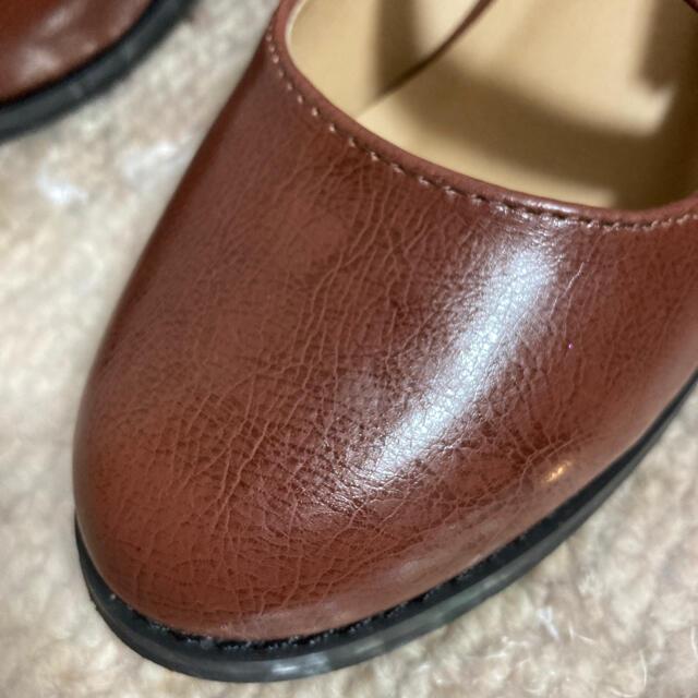 F i.n.t(フィント)のフィント★ダブルストラップパンプス レディースの靴/シューズ(ハイヒール/パンプス)の商品写真