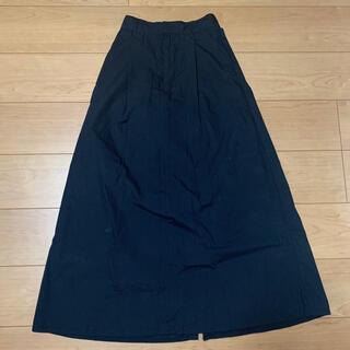 LEPSIM - Aラインスカート LEPSIM 黒