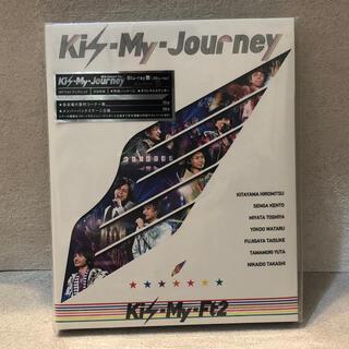キスマイフットツー(Kis-My-Ft2)の2014ライブツアー Kis-My-Journey Blu-ray(アイドルグッズ)