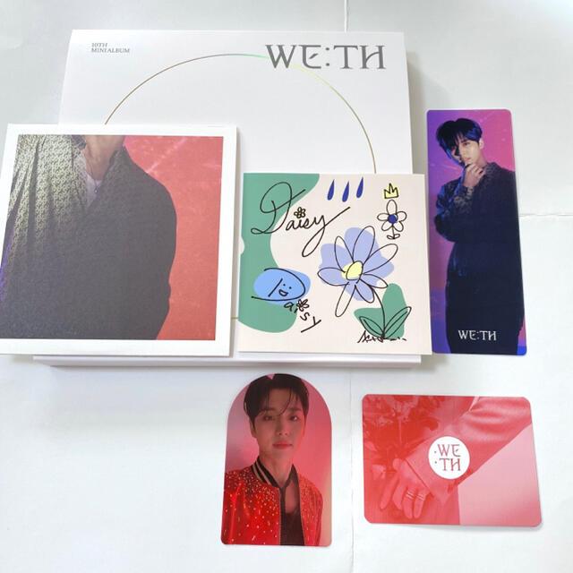 PENTAGON【WE:TH】ホンソクセット エンタメ/ホビーのCD(K-POP/アジア)の商品写真
