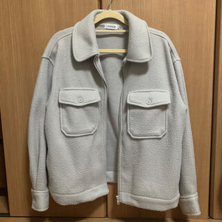 レプシィム(LEPSIM)のジャケット オフホワイト(テーラードジャケット)