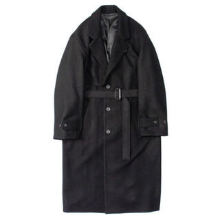 1LDK SELECT - stein/LAY CHESTER COAT/Black