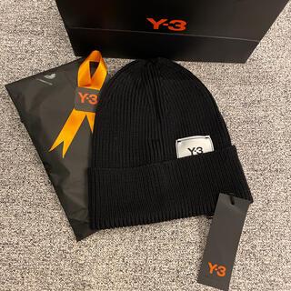 Y-3 - *新品Y-3 ニット帽 黒 新作*