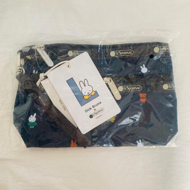 レスポートサック(LeSportsac)ミッフィー   ポーチ レディースのファッション小物(ポーチ)の商品写真