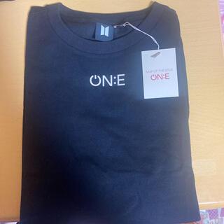 防弾少年団(BTS) - BTS  ON:E MOS  公式Tシャツ Lサイズ