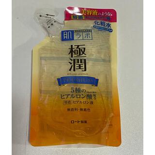 ロート製薬 - 肌研(ハダラボ) 極潤 プレミアム 化粧水 ヒアルロン液 つめかえ用