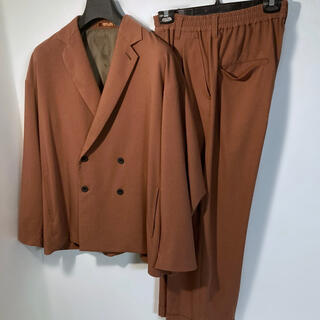STUDIOUS - Maison Special 20aw セットアップ 44 完売済