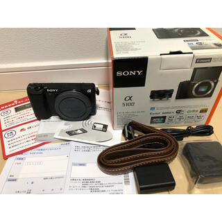 SONY - SONY α5100 ミラーレスカメラ レンズ無し
